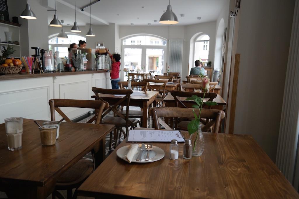 Milchmanns, café, frühstück, essen, Kaffee, prenzlauer berg, Berlin, innen